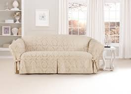 Sofa Slipcovers Sure Fit Living Room T Cushion Sofa Slipcover Sure Fit Piece Cushions For