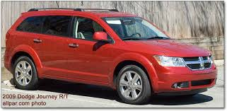 car dodge journey 2009 dodge journey r t awd car reviews