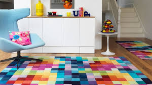 Colorful Modern Rugs Top Contemporary Funky Area Rugs Property Prepare Throw