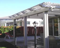 Pergola Roof Cover by Custom Patio Covers Reno All Metal Builders