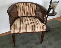 Barrel Accent Chair Barrel Chair Etsy