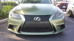 lexus is for sale calgary gathering interest gauging interest 3is conversion bumper for the