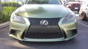 lexus is 250 for sale az gathering interest gauging interest 3is conversion bumper for the