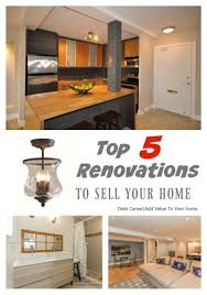 renovating your home the top 5 renovations to sell your home