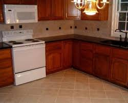tile floors how to resurface kitchen cabinets yourself electric