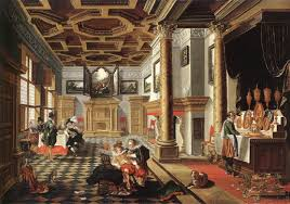 file bassen bartholomeus van renaissance interior with