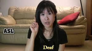 Deaf Blind Movie Lesson 46 Deaf Hearing Blind Japanese Sign Language 日本の