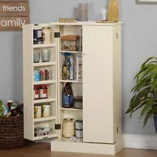 Single Door Pantry Cabinet Adeptus Solid Wood Single Door Pantry Cabinet Pecan Finish Ebay