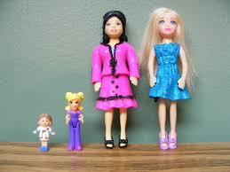 evolution polly pockets dolls