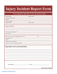 incident report template itil incident report template itil unique best s of incident report