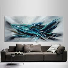 fighter plane large abstract painting wall art contemporary