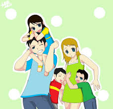 my family by aya on deviantart