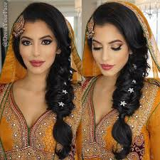 Bridal Makeup Ideas 2017 For Wedding Day Best 25 Indian Wedding Makeup Ideas On Pinterest Indian Makeup