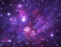 stars wall mural photo wallpaper space galaxy purple are stars wall mural