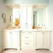 off center sink bathroom vanity off white bathroom vanities off white colored bathroom cabinets 36