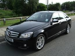used mercedes c class for sale in uk used mercedes 2008 diesel class c220 cdi sport saloon black