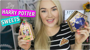 Where To Buy Harry Potter Candy Diy Harry Potter Sweets Chocolate Frogs Bertie Botts U0026 Cockroach