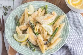 cuisine asperges vertes penne au poulet asperges vertes et munster cuisine addict