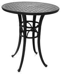 round bistro table outdoor outdoor pub tables for outdoor decorating elegant furniture design