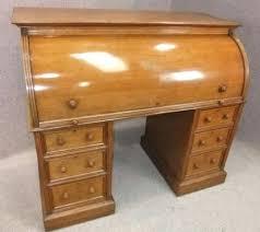 used solid oak desk for sale desk ethan allen ethan allen desk ethan allen roll top desk oak