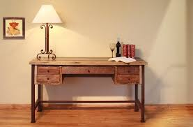 reclaimed wood writing desk reclaimed wood writing desk