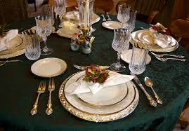 Setting Formal Dinner Table Engaging Table Setting Ideas Party Table Setting Formal Dinner