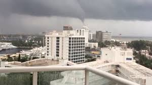 halloween city ft lauderdale waterspout forms near fort lauderdale depend on wokv