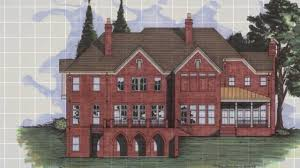 the serlio gothic revival house plan design evolutions youtube