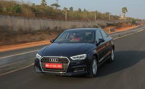 audi car a3 2017 audi a3 facelift launch highlights ndtv carandbike