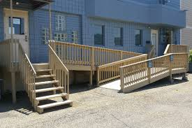 Disabled Handrails Installing Wheelchair Ramps General Info Tips U0026 Local Pros