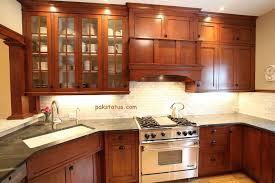 Kitchen Narrow Kitchen Cabinets Orange And White Rectangle - Simple kitchen cabinet design