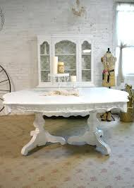 Cottage Dining Room Sets White Painted Dining Furniture U2013 Apoemforeveryday Com