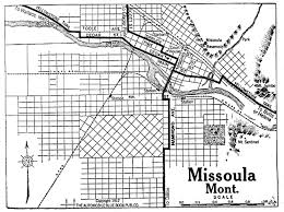 Montana Maps Montana City Maps At Americanroads Com