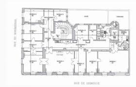 plan des bureaux le nouveau bureau de sarkozy