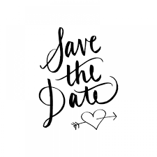 save the date save the date deposit