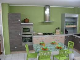 meuble cuisine vert anis ambiance cuisine meubles contarin