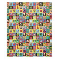 marvel emoji characters grid pattern throw pillow zazzle com