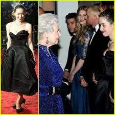 Who Is Ben Barnes Dating Anna Popplewell Queen Of Narnia Meets Queen Of England Anna