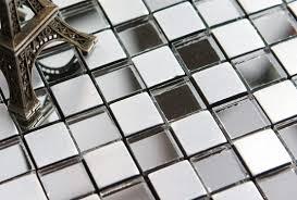 Steel Tile Backsplash by Stainless Steel Tiles Glass Mosaic Wall Paneling Aluminum