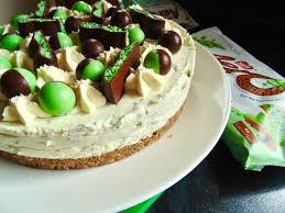 aero mint chocolate cheesecake maverick baking