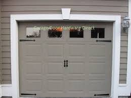 Overhead Door Hinges Decorative Carriage House Garage Door Hardware Direct Kits Coach