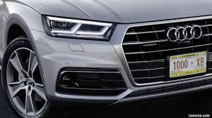 Audi Q5 Interior Colors - 2018 audi q5 3 0 tdi quattro color florett silver headlight