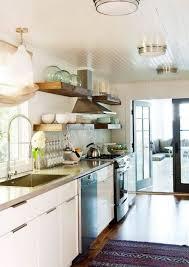 Flush Mount Fluorescent Kitchen Lighting Kitchen Lighting Flush Mount Lights Bell Polished Nickel Glam