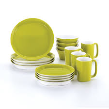 rachael dinnerware and square 16