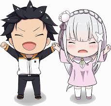 subaru anime character cute subaru natsuki anime character décor cute anime gallery image