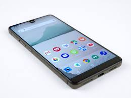 design iphone essential phone is for android users who like the iphone x