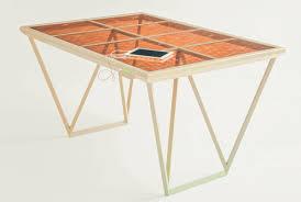Designer Schreibtisch Smarthometech Designer Schreibtisch Wird Zur Solar Ladestation