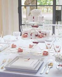 Bridal Shower Centerpiece Ideas by Travel Bridal Shower Martha Stewart Weddings