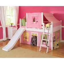 girls castle loft bed bunk beds princess castle loft bed princess castle bed with