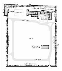 mission floor plans san juan mission floorplan